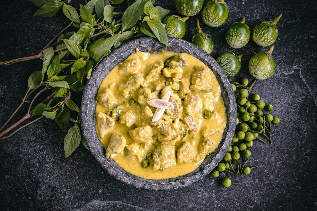 Kumars Trad Thaise Green Curry