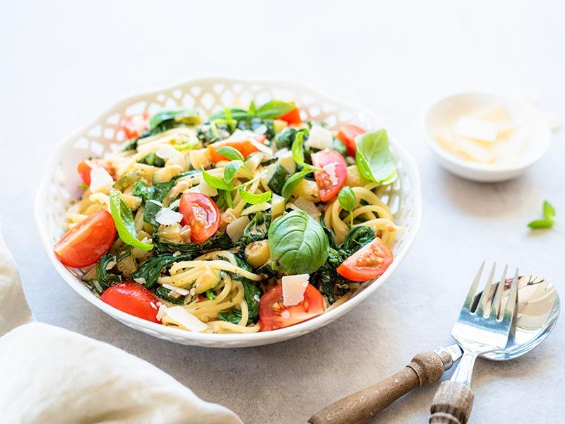 Recept-vega-pasta-met-spinazie-roomkaas-3x4-klein