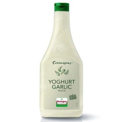 116908 - 116911 Yoghurt Garlic sauce
